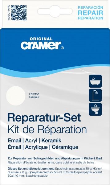 Cramer Reparatur-Set Edelweiss matt