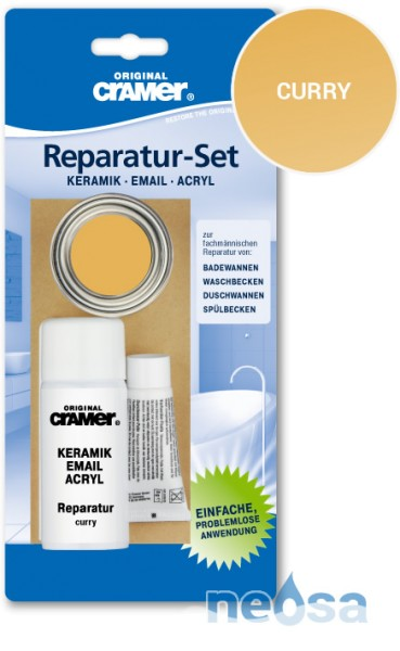 Cramer Reparatur-Set Curry