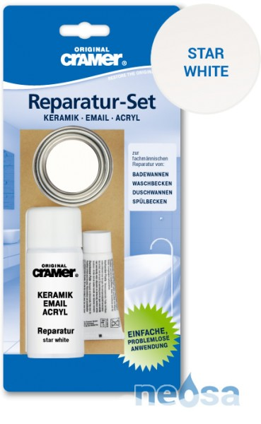 Cramer Reparatur-Set Star White