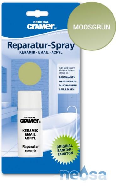 Cramer Reparaturspray 50ml Farbton: Moosgrün