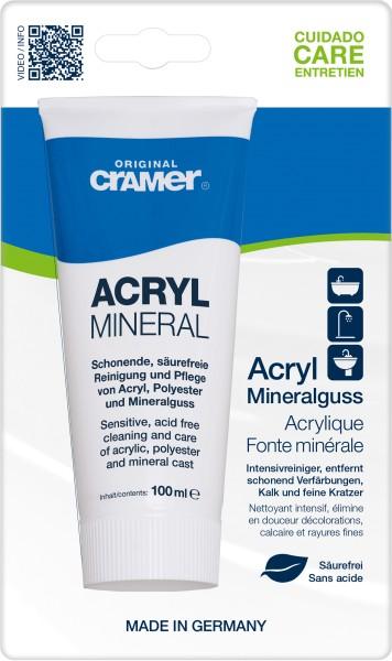 Cramer Acryl/Mineralguss 3er Sparpack