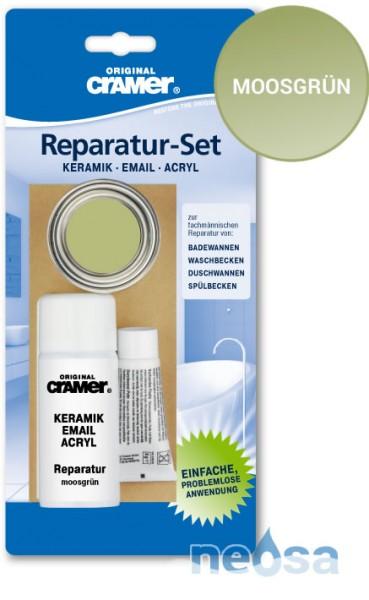 Cramer Reparatur-Set Moosgrün